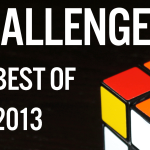 This Week's Challenges: The Best of 2013