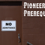 Thursday – Act On It – Pioneers And Prerequisites