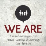 We Are…Changed People – Wednesday