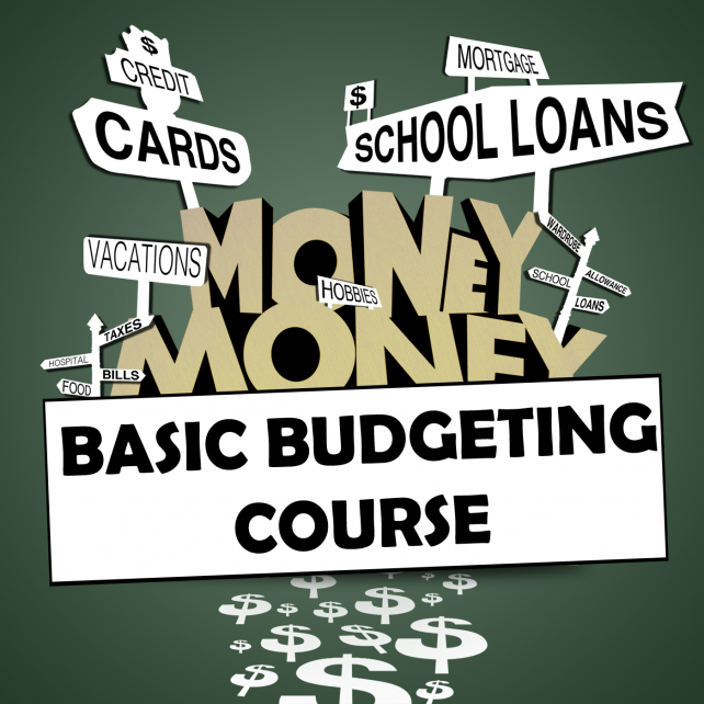 Money: Basic Budgeting
